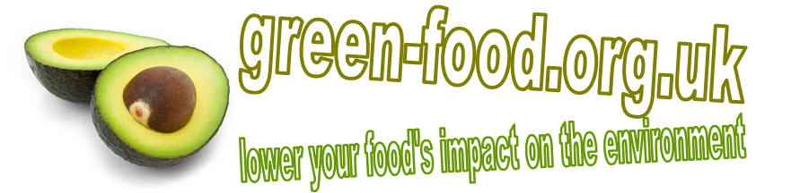 green-food.org.uk - lower your food's environmental impact